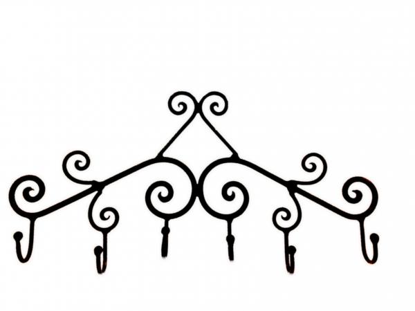 orientalischer kleiderhaken garderobe narjis ebay. Black Bedroom Furniture Sets. Home Design Ideas
